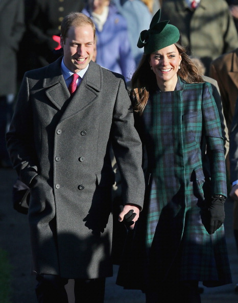 Christmas「The Royal Family Attend Christmas Day Service At Sandringham」:写真・画像(4)[壁紙.com]