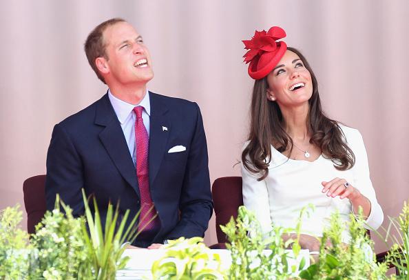 かえでの葉「The Duke And Duchess Of Cambridge Canadian Tour - Day 2」:写真・画像(17)[壁紙.com]