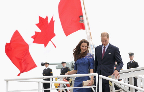 Visit「The Duke And Duchess Of Cambridge Canadian And North American Tour - Quebec」:写真・画像(9)[壁紙.com]