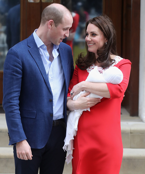 New「The Duke & Duchess Of Cambridge Depart The Lindo Wing With Their New Son」:写真・画像(15)[壁紙.com]