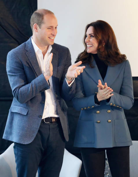 トップランキング「The Duke Of Cambridge & Prince Harry Attend The Coach Core Graduation」:写真・画像(14)[壁紙.com]