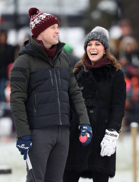 Laughing「The Duke And Duchess Of Cambridge Visit Sweden And Norway - Day 1」:写真・画像(4)[壁紙.com]