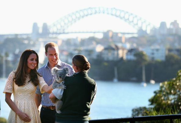 オーストラリア「The Duke And Duchess Of Cambridge Tour Australia And New Zealand - Day 14」:写真・画像(14)[壁紙.com]
