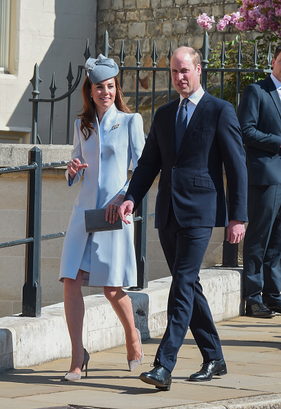 Chapel「The Royal Family Attend Easter Service At St George's Chapel, Windsor」:写真・画像(17)[壁紙.com]