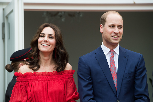 Prince - Royal Person「The Duke And Duchess Of Cambridge Visit Germany - Day 1」:写真・画像(0)[壁紙.com]