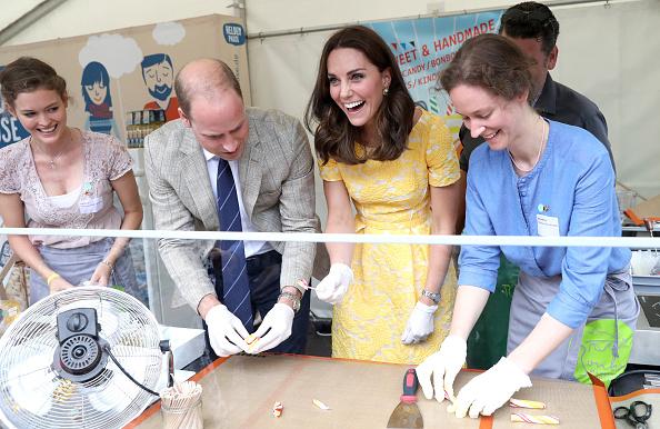 スイーツ「The Duke And Duchess Of Cambridge Visit Germany - Day 2」:写真・画像(1)[壁紙.com]