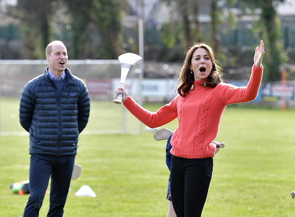 Sport「The Duke And Duchess Of Cambridge Visit Ireland - Day Three」:写真・画像(10)[壁紙.com]
