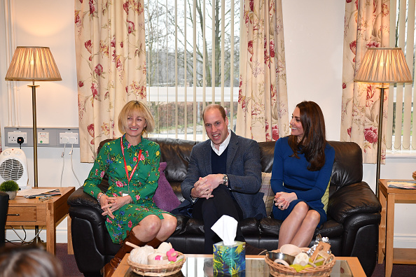 William S「Duke And Duchess Of Cambridge Visit Northern Ireland - Day Two」:写真・画像(6)[壁紙.com]