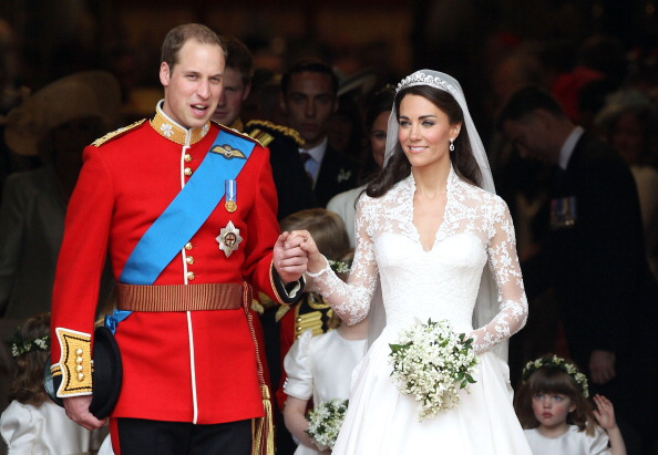 Wedding「Royal Wedding - Carriage Procession To Buckingham Palace And Departures」:写真・画像(13)[壁紙.com]