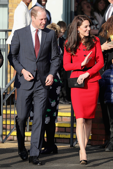 Chris Weeks「The Duke & Duchess Of Cambridge Attend Place2BeBig Assembly With Heads Together For Children's Mental Health Week」:写真・画像(5)[壁紙.com]