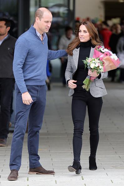Sport「The Duke And Duchess Of Cambridge Visit Coach Core Essex」:写真・画像(2)[壁紙.com]