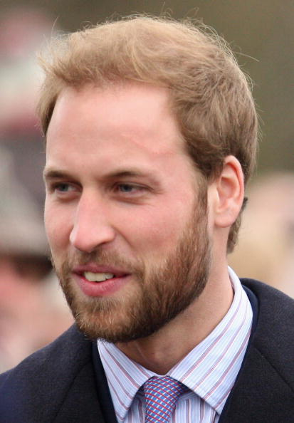 Facial Hair「Royals Attend Christmas Day Service At Sandringham」:写真・画像(13)[壁紙.com]