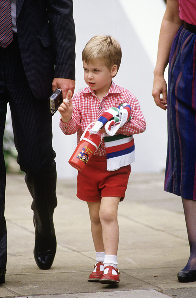 Day 1「Prince William on his first day at nursery school 」:写真・画像(3)[壁紙.com]
