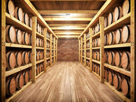 Medieval「Whiskey / Wine Cellar」:スマホ壁紙(15)