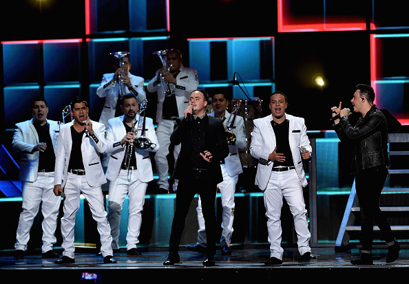 MGM Grand Garden Arena「15th Annual Latin GRAMMY Awards - Show」:写真・画像(7)[壁紙.com]