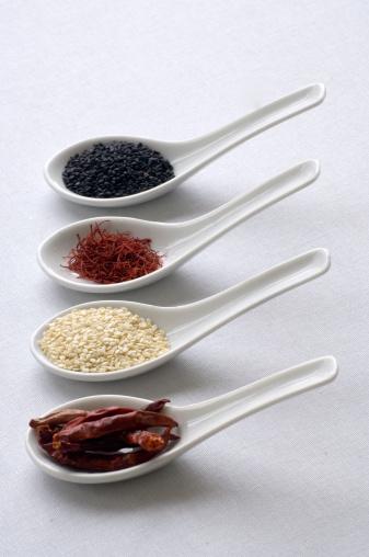 Black Sesame Seed「Spoon of spices」:スマホ壁紙(6)