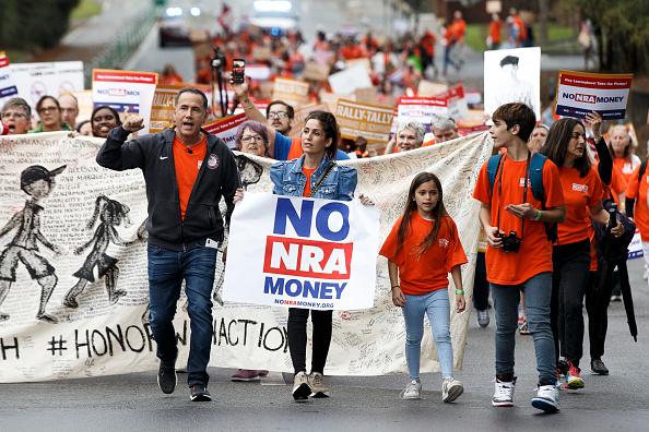 Tallahassee「Activists Rally At Florida State Capitol For Gun Law Reform Legislation」:写真・画像(19)[壁紙.com]
