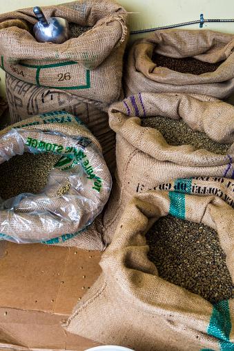 Coffee Roaster「Sacks of coffee beans」:スマホ壁紙(16)