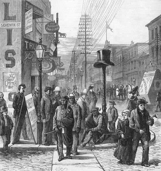 Philadelphia - Pennsylvania「Philadelphia Street」:写真・画像(9)[壁紙.com]