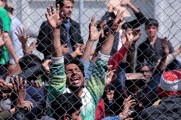 Pakistan「Greece Begins The Deportation Of Refugees To Turkey」:写真・画像(8)[壁紙.com]