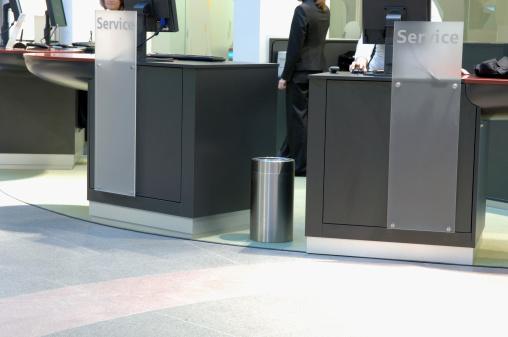 Bank Counter「service center」:スマホ壁紙(7)