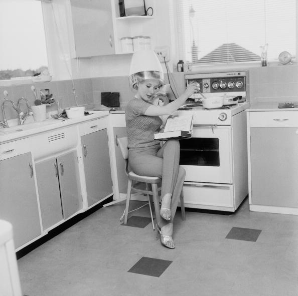 Kitchen「Barbara Saves Time」:写真・画像(15)[壁紙.com]
