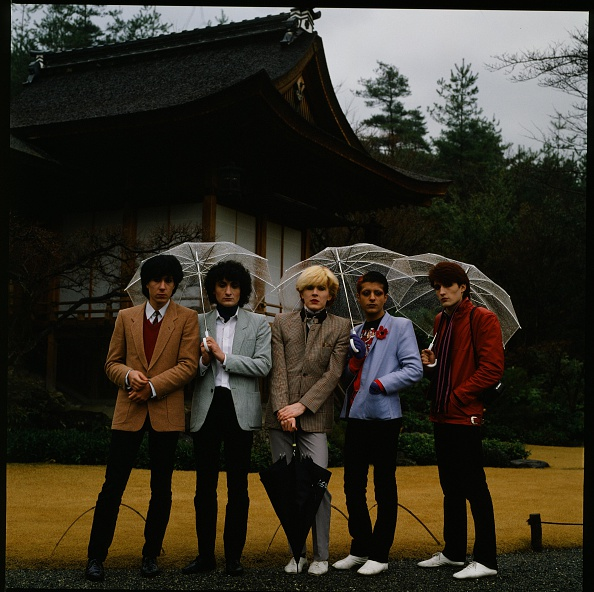 デヴィッド シルヴィアン「Japan Photo Session In Front Of Okochi Mountain Villa In Rainy Arashiyama Kyoto」:写真・画像(9)[壁紙.com]
