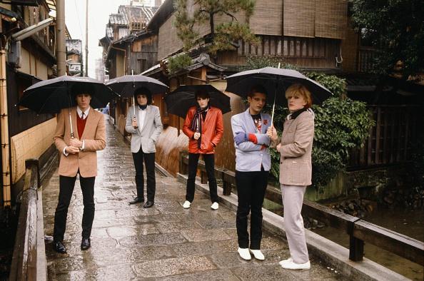 デヴィッド シルヴィアン「Japan Photo Session In Rainy Gion Town In Kyoto」:写真・画像(2)[壁紙.com]