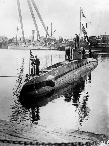 German Culture「U-Boat」:写真・画像(6)[壁紙.com]