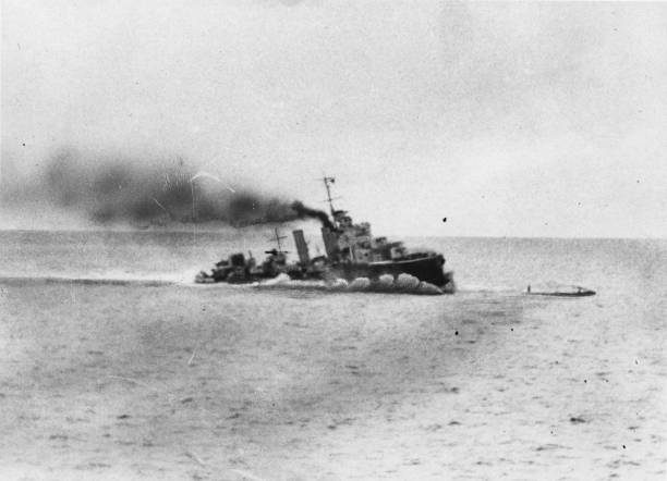 U-Boat Sinks:ニュース(壁紙.com)