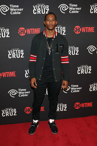 "Fully Unbuttoned「""I Am A Giant: Victor Cruz"" New York Screening」:写真・画像(10)[壁紙.com]"