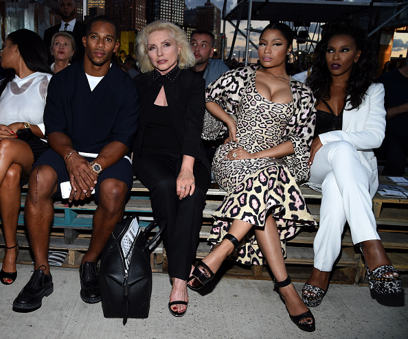 Larry Harry「Givenchy - Front Row - Spring 2016 New York Fashion Week」:写真・画像(9)[壁紙.com]