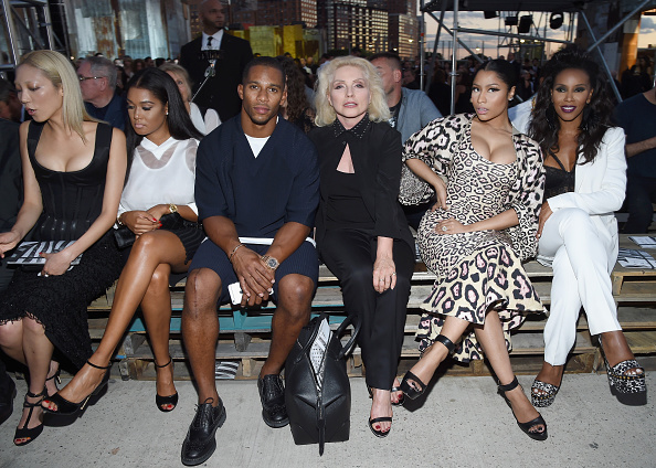 Larry Harry「Givenchy - Front Row - Spring 2016 New York Fashion Week」:写真・画像(10)[壁紙.com]