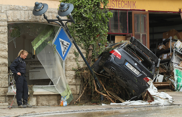 Extreme Weather「Storm Kills Three In Southern Germany」:写真・画像(19)[壁紙.com]