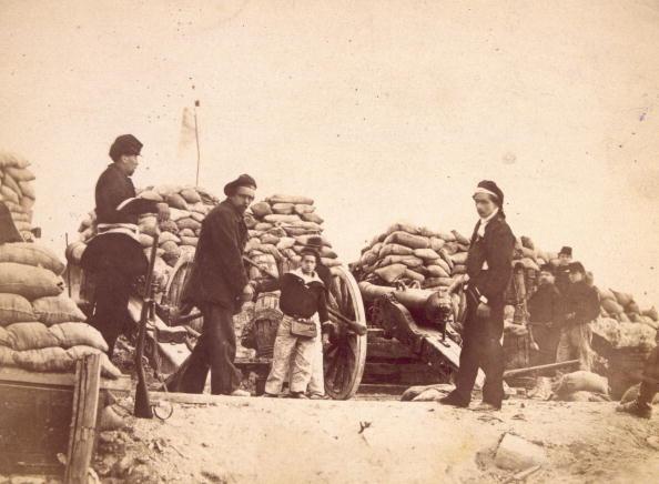Barricade「Paris Commune」:写真・画像(5)[壁紙.com]