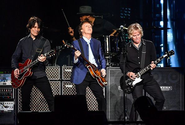 Brian Jennings「Paul McCartney Performs At Save Mart Center」:写真・画像(1)[壁紙.com]