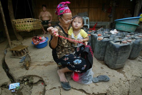 Miao Minority「Hmong Refugees In Thailand Have Promise For New Life In US」:写真・画像(7)[壁紙.com]