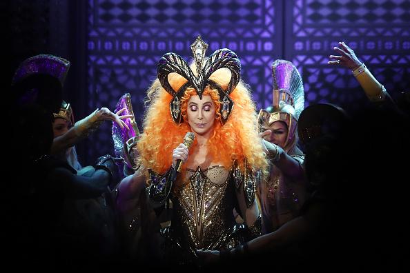 Spark Arena「Cher Here We Go Again Tour - Auckland」:写真・画像(9)[壁紙.com]