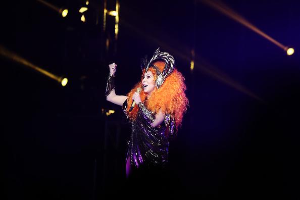 Spark Arena「Cher Here We Go Again Tour - Auckland」:写真・画像(11)[壁紙.com]