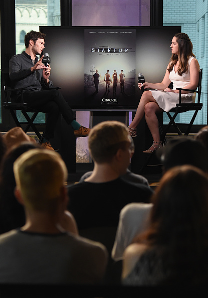 "StartUp - Television Show「BUILD Series Presents Adam Brody Discussing His New Crackle Scripted Drama ""StartUp""」:写真・画像(17)[壁紙.com]"