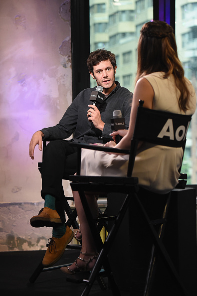 "StartUp - Television Show「BUILD Series Presents Adam Brody Discussing His New Crackle Scripted Drama ""StartUp""」:写真・画像(14)[壁紙.com]"