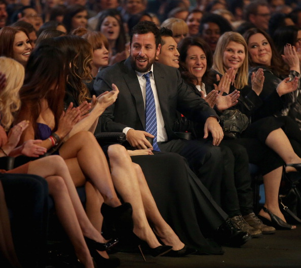 Christopher Polk「The 40th Annual People's Choice Awards - Backstage And Audience」:写真・画像(6)[壁紙.com]