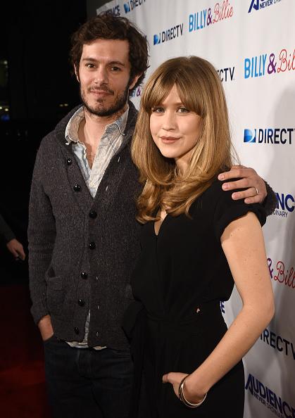 アダム・ブロディ「Premiere Of DirecTV's 'Billy & Billie' - Red Carpet」:写真・画像(8)[壁紙.com]