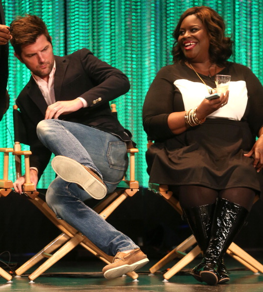 "Paley Center for Media - Los Angeles「The Paley Center For Media's PaleyFest 2014 Honoring ""Parks And Recreation""」:写真・画像(12)[壁紙.com]"