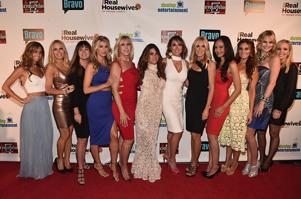 """Reality TV「Premiere Party For Bravo's """"The Real Housewives Of Orange County"""" 10 Year Celebration - Red Carpet」:写真・画像(7)[壁紙.com]"""