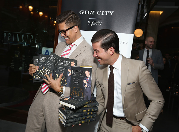 """R「Gilt City Celebrates The Launch Of Fredrik Eklund's """"The Sell: The Secrets Of Selling Anything To Anyone"""" Book」:写真・画像(16)[壁紙.com]"""