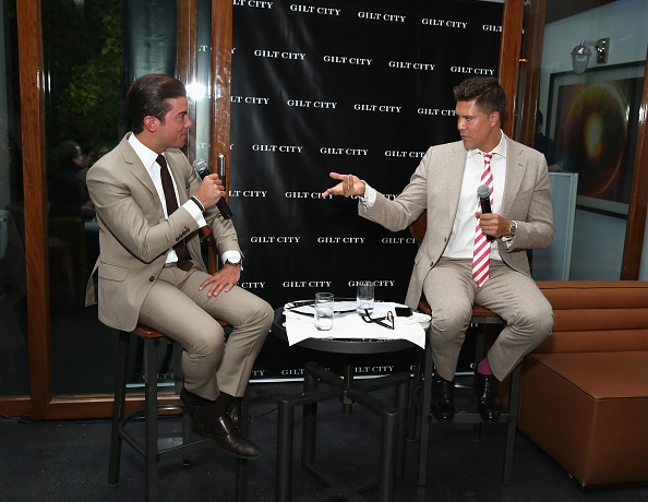 """R「Gilt City Celebrates The Launch Of Fredrik Eklund's """"The Sell: The Secrets Of Selling Anything To Anyone"""" Book」:写真・画像(11)[壁紙.com]"""