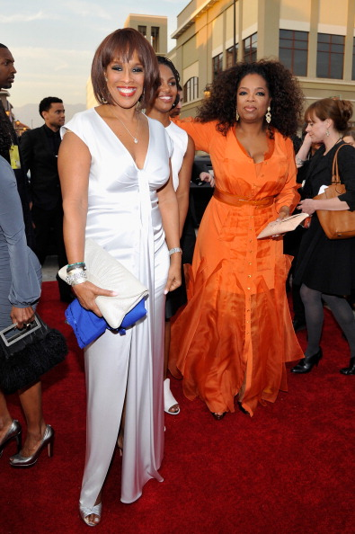 Oprah Winfrey「45th NAACP Image Awards Presented By TV One - Red Carpet」:写真・画像(0)[壁紙.com]