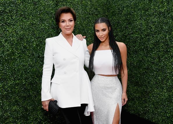 Kris Jenner「2018 MTV Movie And TV Awards - Red Carpet」:写真・画像(7)[壁紙.com]