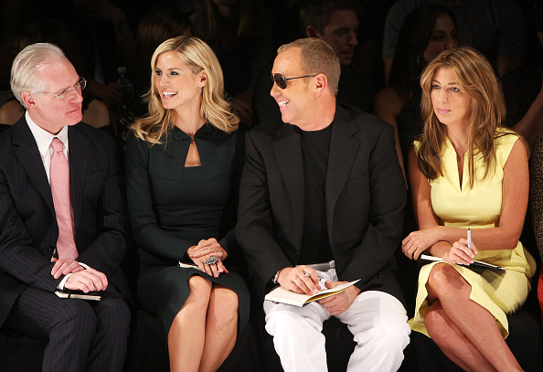 Eye Make-Up「Project Runway Finalists Fashion Show - Front Row - Spring 09 MBFW」:写真・画像(13)[壁紙.com]
